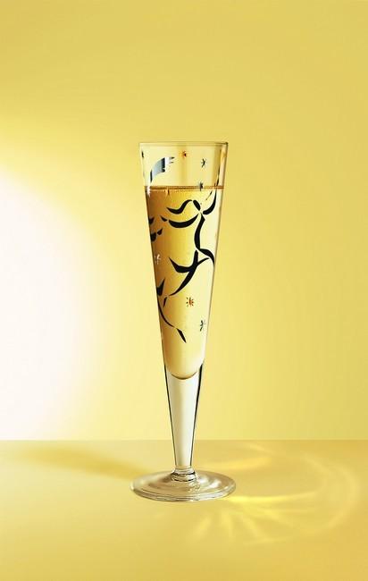 20 Years Of Art Champus Glass