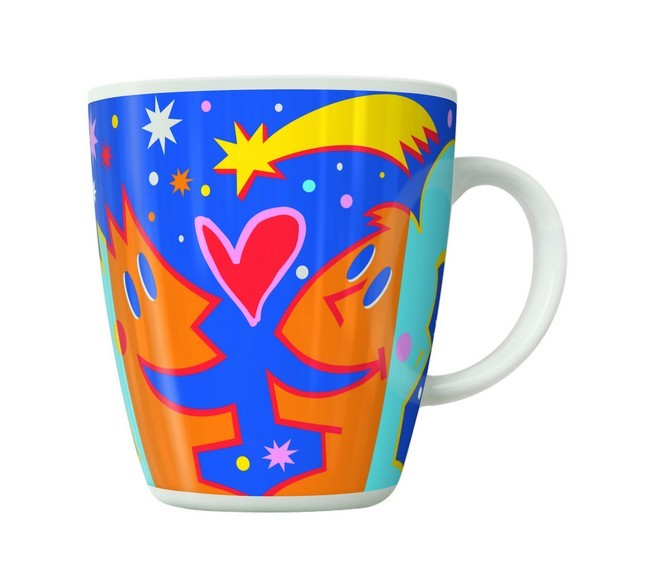 20 Years Of Art Coffee Cup
