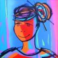 Pop-Art Girl 10