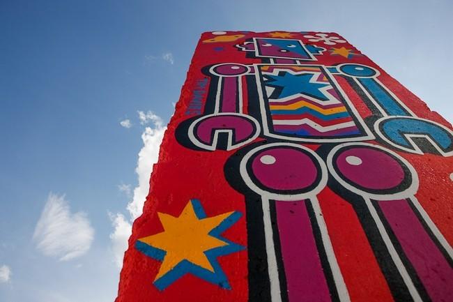 Berlin Wall 2012 16