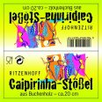 """Carnival"" Caipirinha lime crusher"