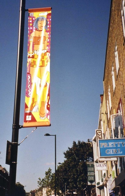 Finsbury Banners 3