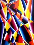 Flamenco Dancer (Red Version)