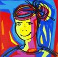 Pop-Art Girl 1