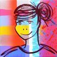 Pop-Art Girl 2