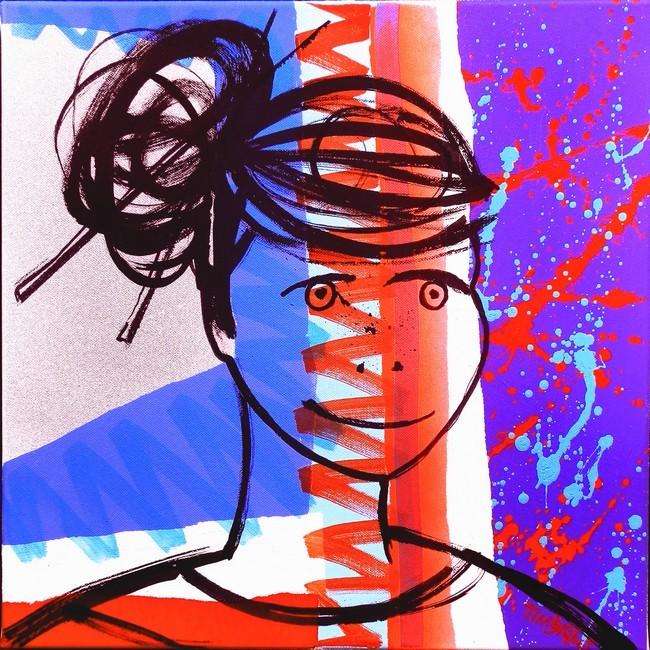 Pop-Art Girl 3