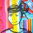 Pop-Art Girl 6