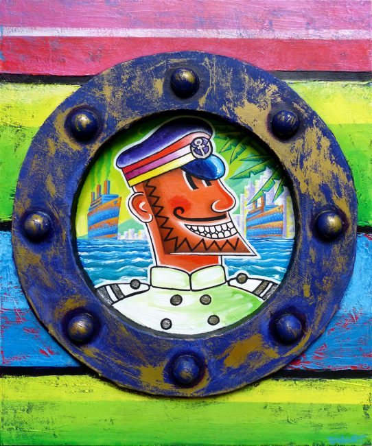 Captain Calypso's Voyage To The Orient