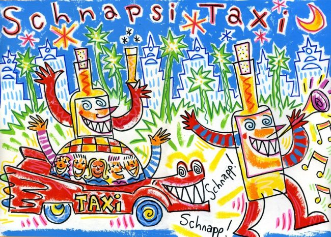 Schnapsi Taxi