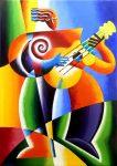 Deco Guitar