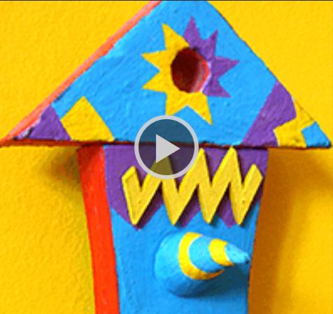 MTV Awake On The Wild Side Animation