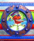 Captain Calypso and the Tropical Ocean