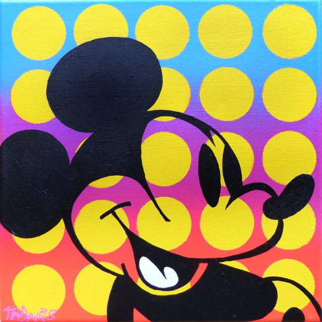 POP MOUSE yellow version a