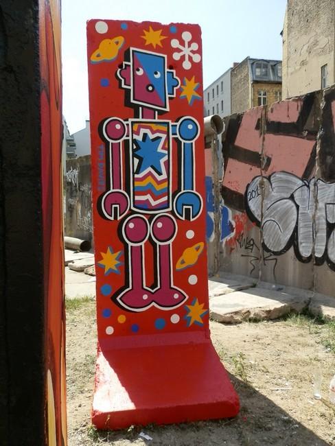 Berlin Wall 2012 12