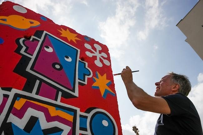 Berlin Wall 2012 13