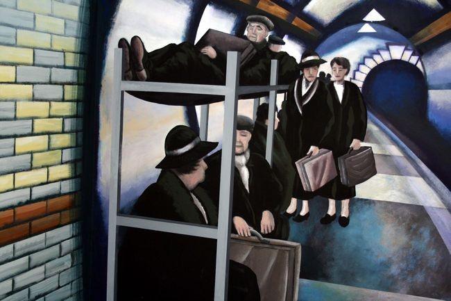Covent Garden Tube Station 1