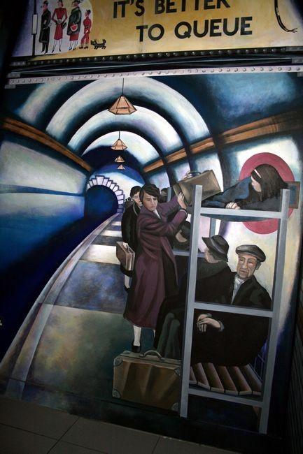 Covent Garden Tube Station 2