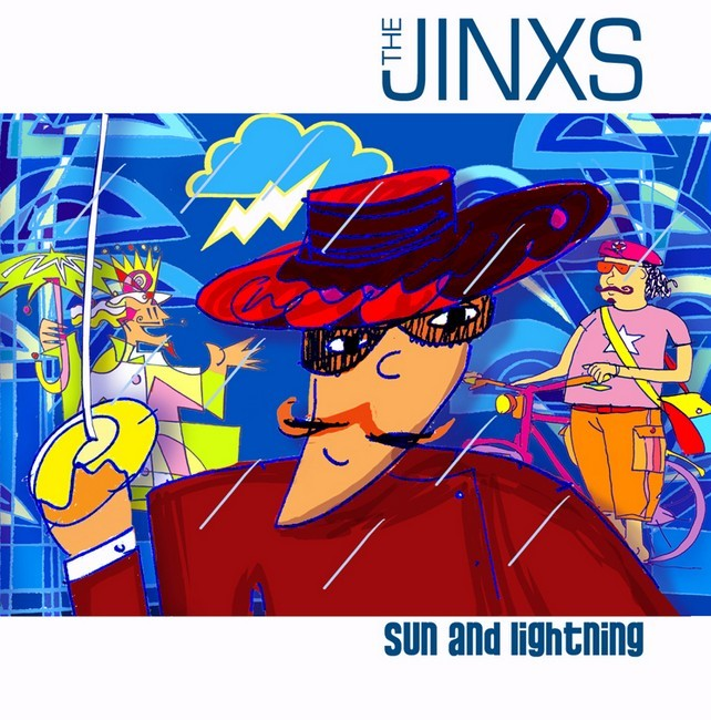 Jinxs Front Cover