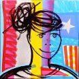 Pop-Art Girl 5
