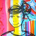 Pop-Art Girl 6