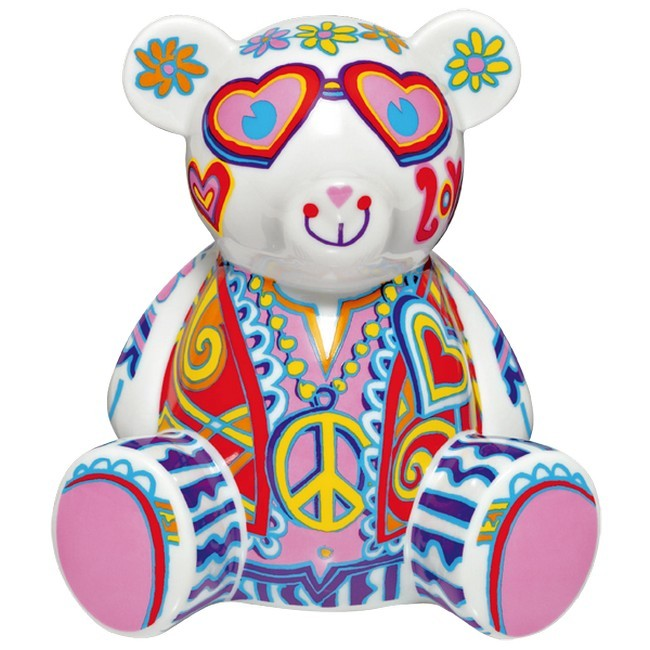 Spring Collection Hippy Teddybank