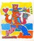 Trumpet Man (Yellow Version)