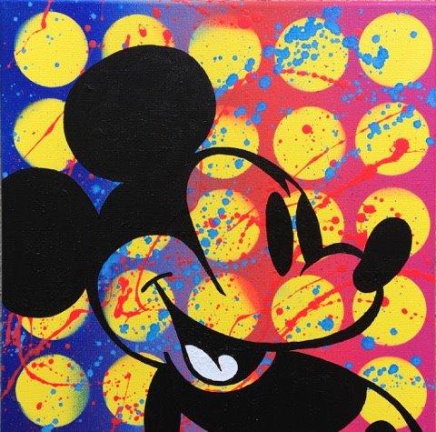 Disco Pop Mouse 2017