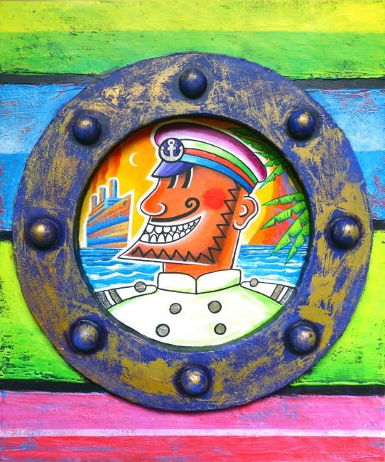 Captain Calypso & The South Sea Islands