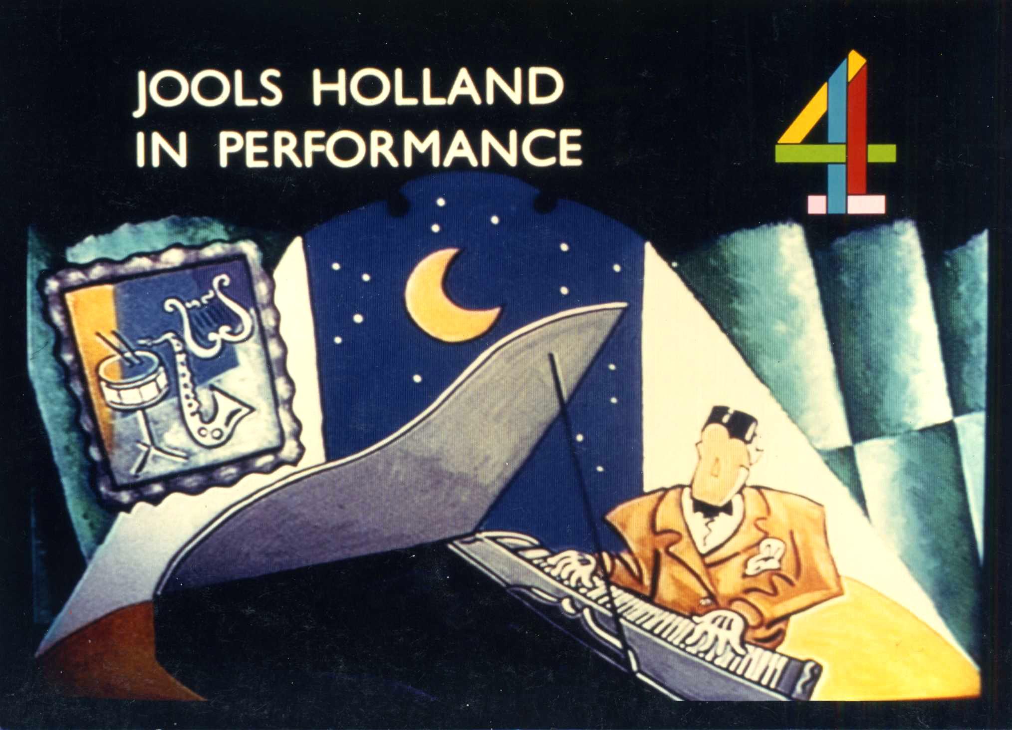 Jools Holland TV
