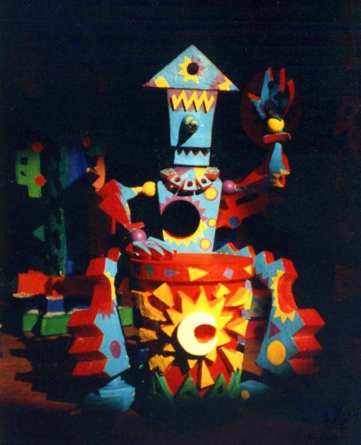 MTV Robot