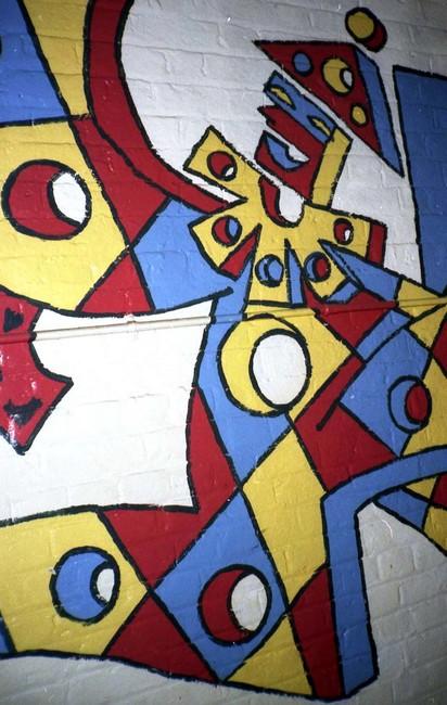 Pink Floyd Mural 4