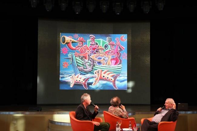AIDAbella Art Voyage 2014 1