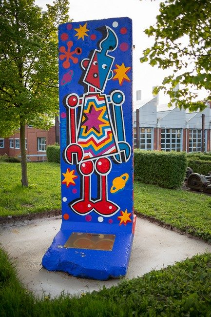 Berlin Wall Art Tim Davies 2015 3