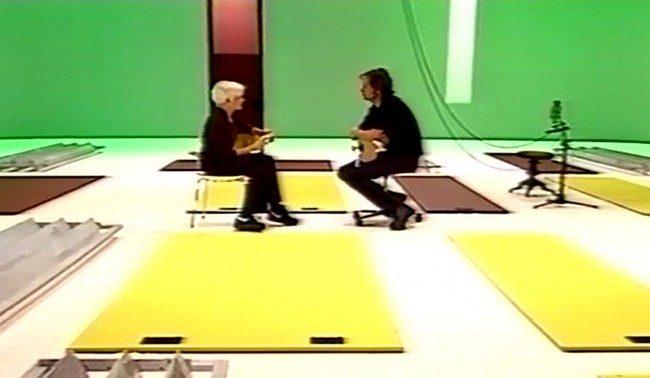 """Live TV Interview """"Zebra"""" ,SF DRS, Zürich, Switzerland 1"""
