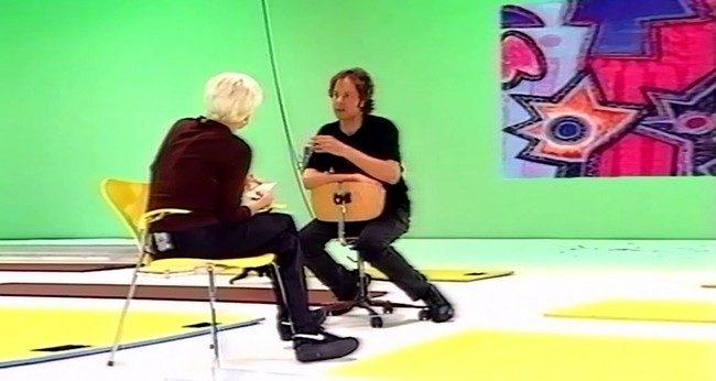 """Live TV Interview """"Zebra"""" ,SF DRS, Zürich, Switzerland 2"""