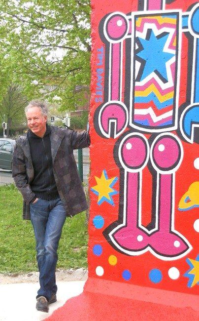 Berlin Wall Art Tim Davies 2015 1