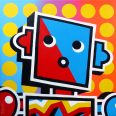 POP ART ROBOT
