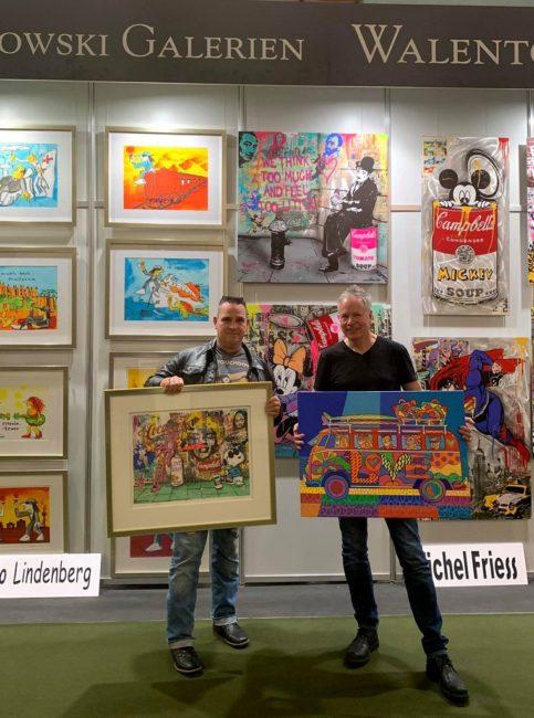 Walentowski Galerien with Michael Friess