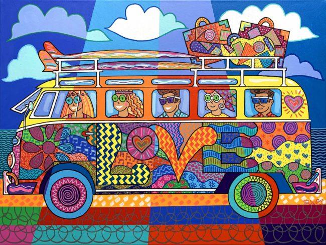 Magic Bus 16a